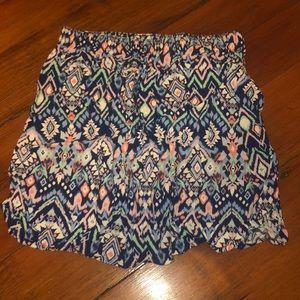 Size 6 H&M cotton skirt